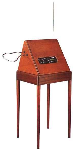 the ethervox midi theremin
