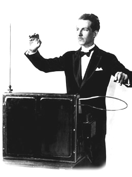 the inventor of the theremin